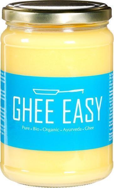 Ghee naturel (geklaarde boter) (500g)
