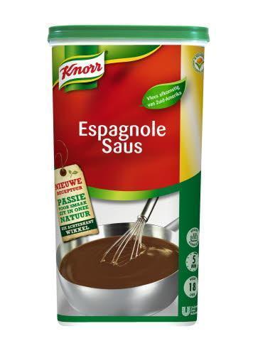 Knorr Basis Espagnolsaus 1.35Kg 6X (6 × 1.35kg)