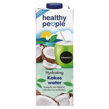 Healthy People Kokoswater 1L (Stuk, 1L)