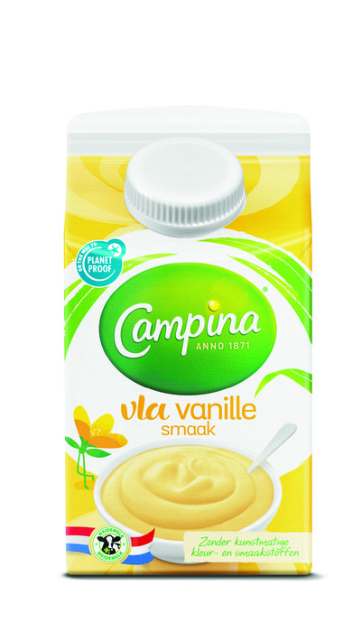 Vanillevla (0.5L)