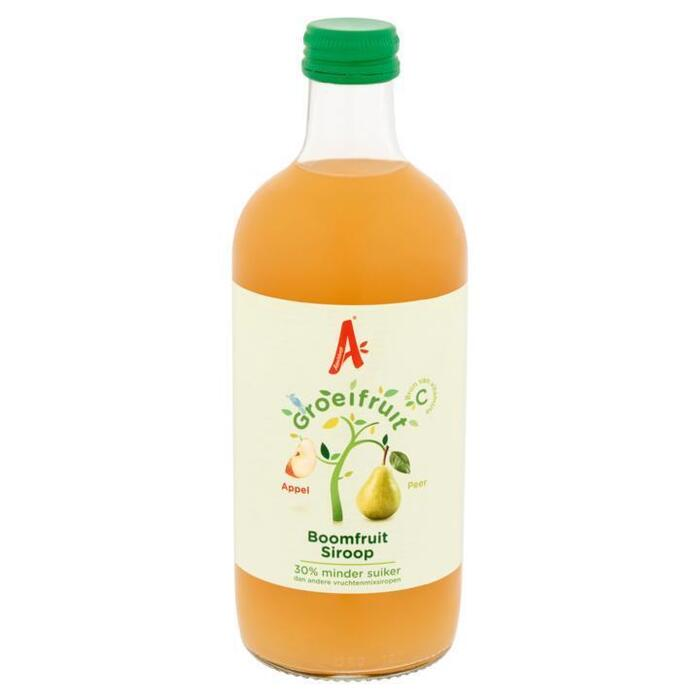 Lief! Fruit & Kruid Siroop Appel en Kamille 500ml (0.5L)