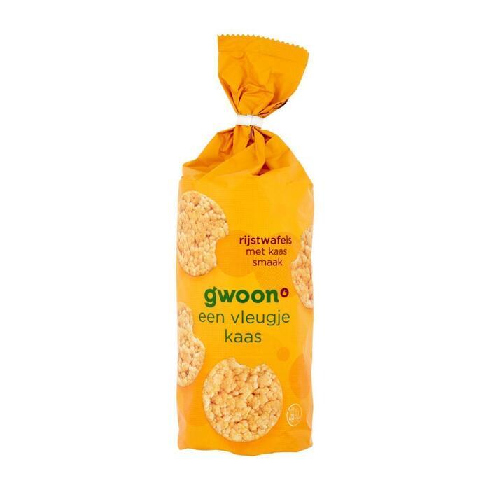 rijstwafels kaas (145g)