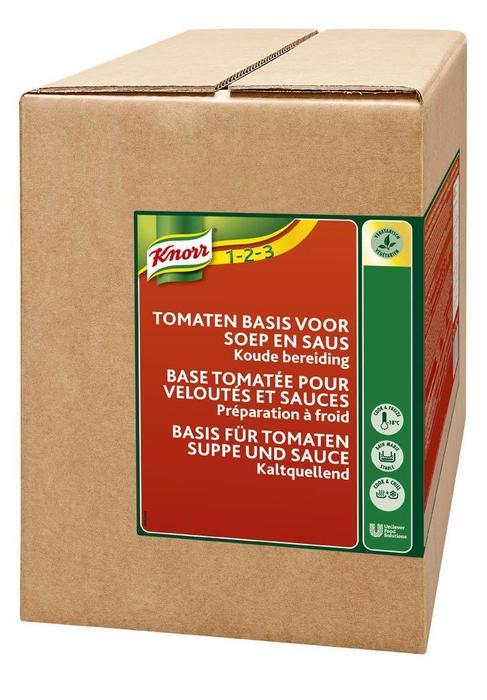 Knorr Koude Basis Tomatensaus 3Kg 2X (2 × 3kg)