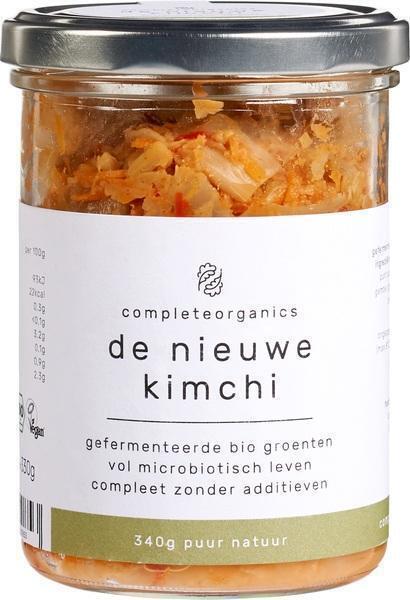 De nieuwe kimchi (340g)