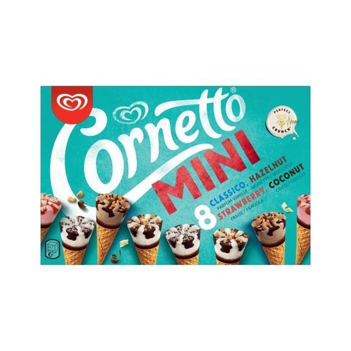 Cornetto Mix Mini (6 × 36cl)