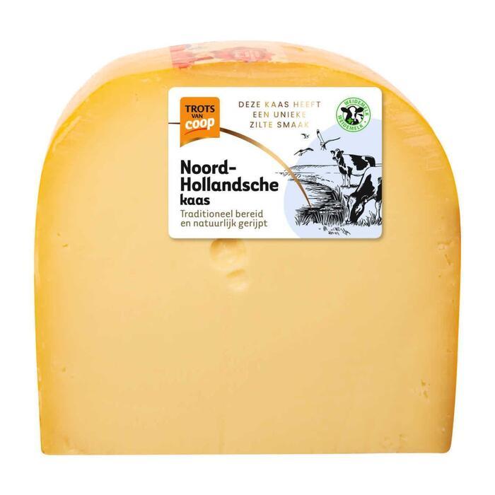 Noord-Hollandsche Jong belegen kaas stuk (500g)