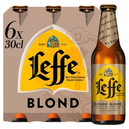 Blond (rol, 180 × 30cl)