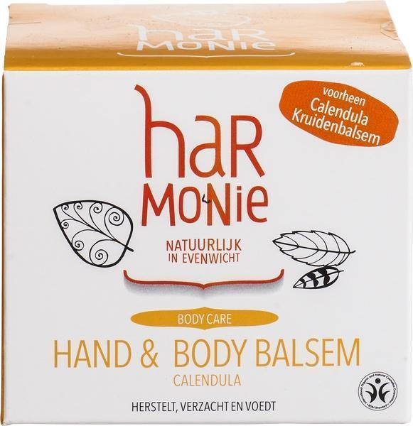 Calendula hand & body kruidenbalsem (110ml)