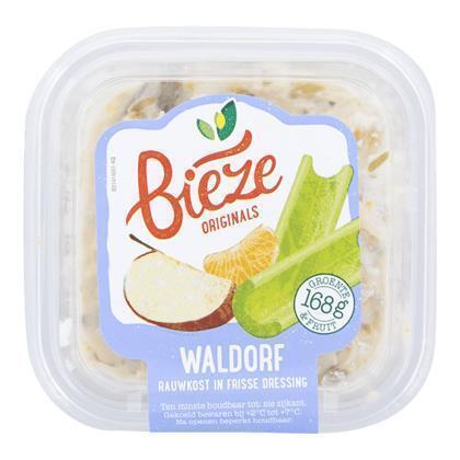 Waldorf rauwkost (Stuk, 250g)