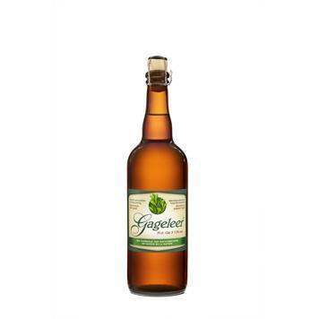 Gageleer belgisch streekbier (2 × 0.75L)