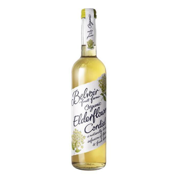 Elderflower cordial (0.5L)