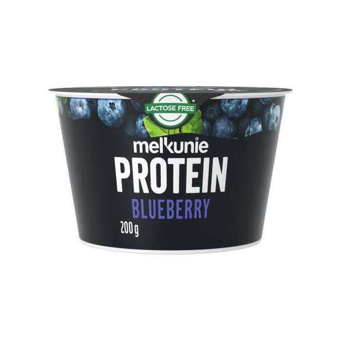 Melkunie Protein Kwark Bosbes 200 g (200g)