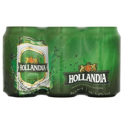 Hollandia (rol, 198 × 33cl)