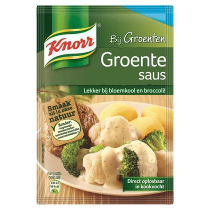 Saus Voor Groenten Knorr (29g)