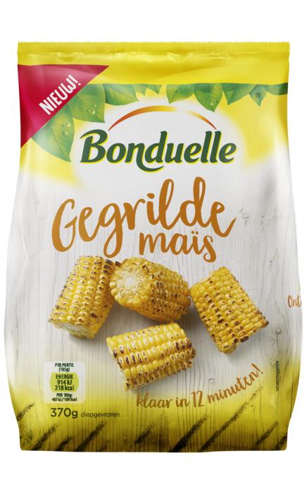 Gegrilde maïs (370g)