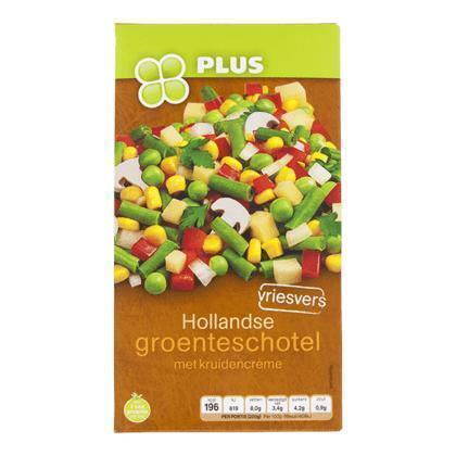 Hollandse groenteschotel (doos, 450g)