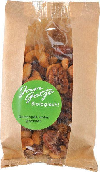 Gemengde noten gezouten (150g)