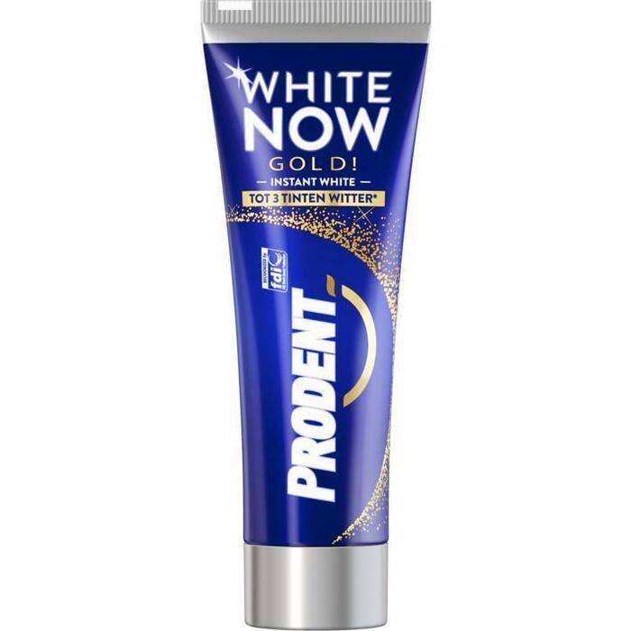 Prodent White Now Gold Tandpasta 75 ml (75ml)