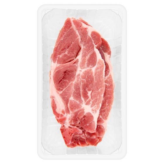 Deen varkensvlees schouderkarbonade 2 stuks