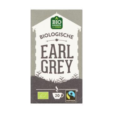 Jumbo Biologische Earl Grey 20 Zakjes 35g (35g)