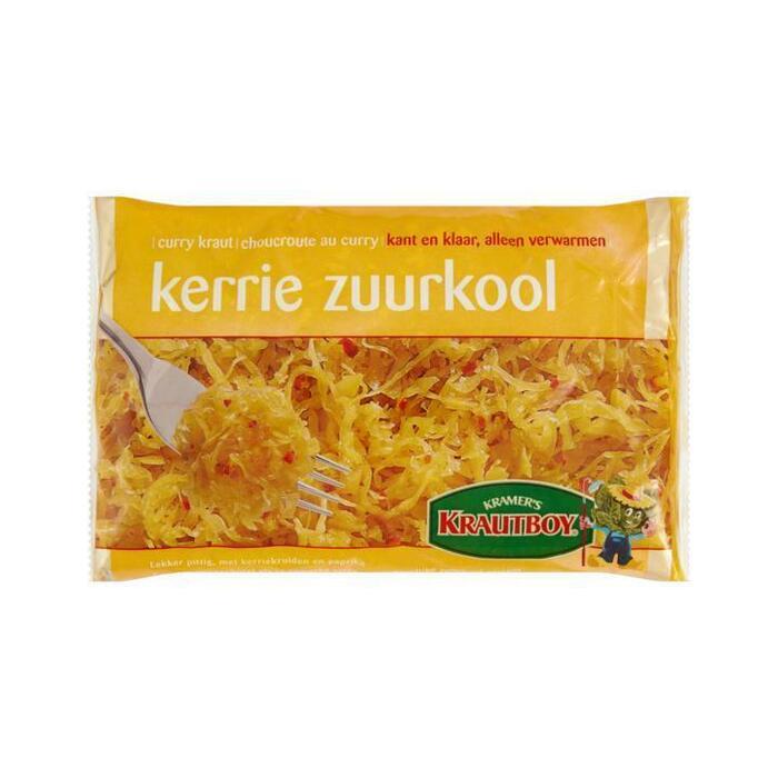 Kerrie Zuurkool (zak, 520g)