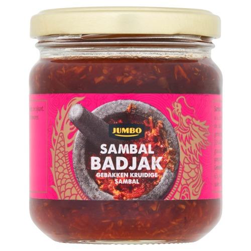 Jumbo Sambal Badjak 200g (200g)