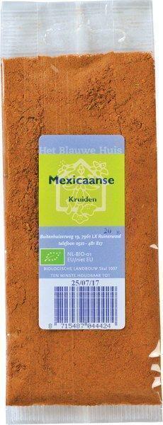 Mexicaanse kruiden (20g)