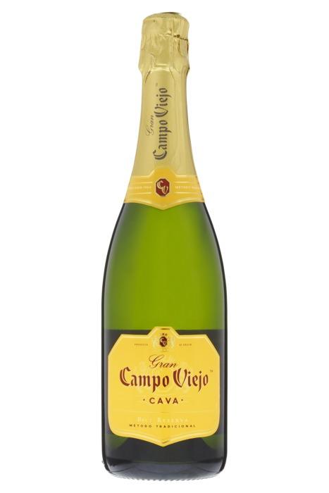 Campo Viejo Cava Brut Reserva 0,75L (0.75L)