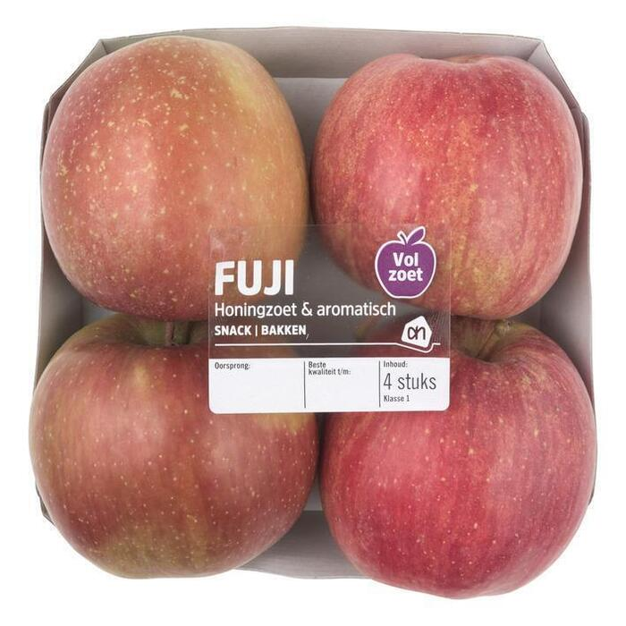 Fuji appel (bakje, 875g)