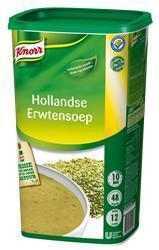 Knorr Hollandse Erwtensoep 1.38KG 6x (6 × 1.38kg)