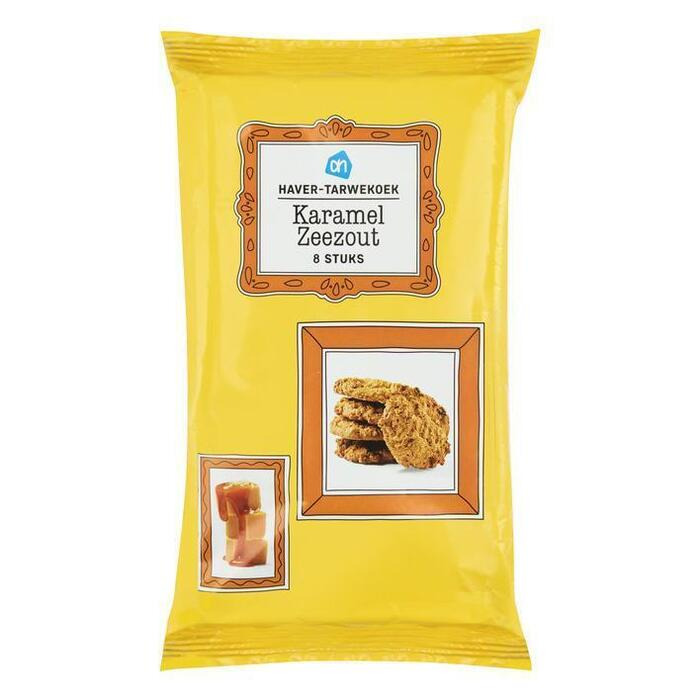 Oat cookies caramel seasalt (200g)
