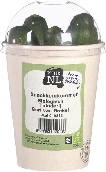 Komkommers Snack