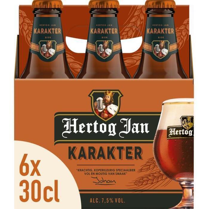 Hertog Jan Karakter (rol, 6 × 30cl)