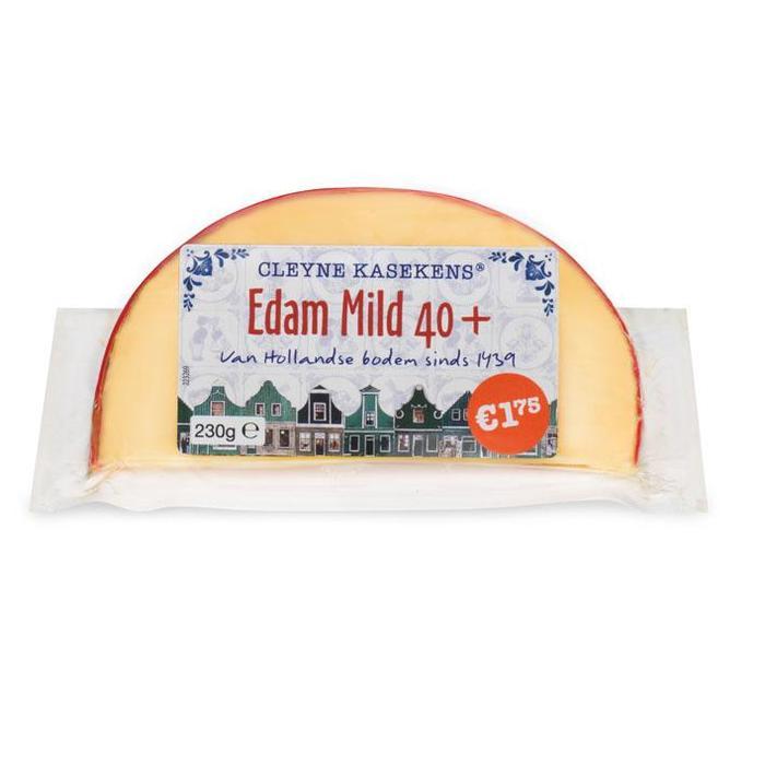 Edam mild 40+ (230g)