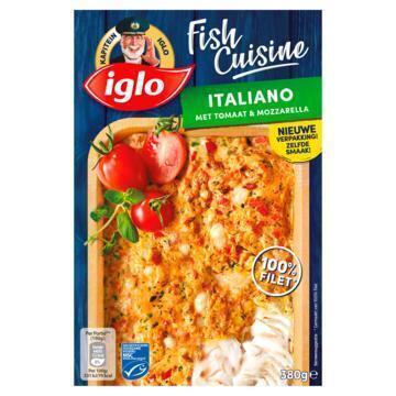 Fish Cuisine Italiano (Stuk, 380g)