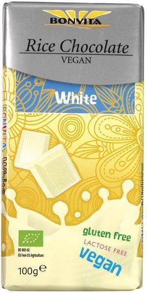 Rice Milk White Bar (wikkel, 100g)