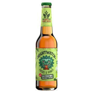 Nightwatch Oranic energy 330 ml bottle longneck (33cl)