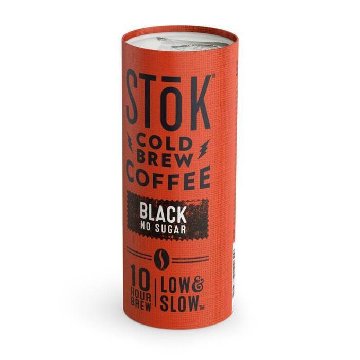 SToK Black cold brew coffee (230ml)