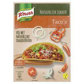 Knorr Natuurlijk lekker tacos (141g)
