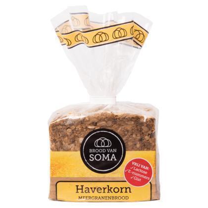 Haverkorn meergranen brood (400g)