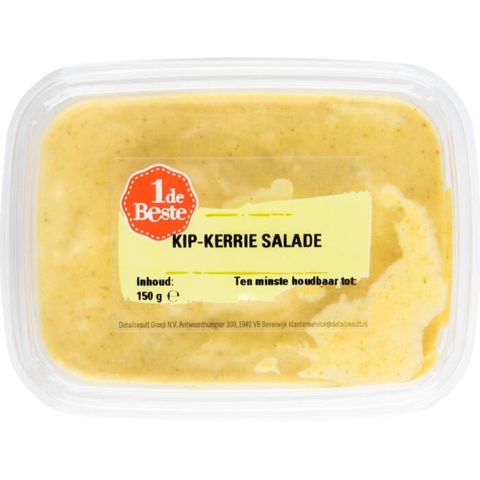 Kip-kerrie salade (150g)