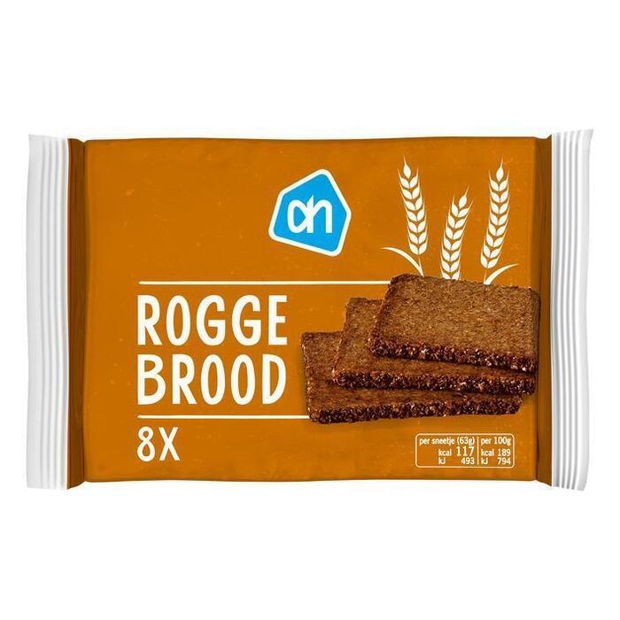 Rye Bread (zak, 500g)