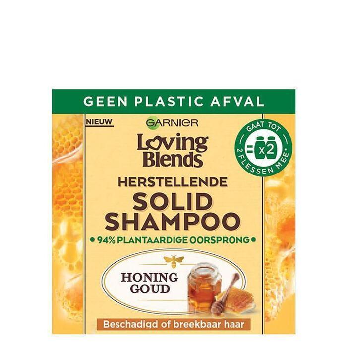 Loving Blends Honing shampoo bar (60g)