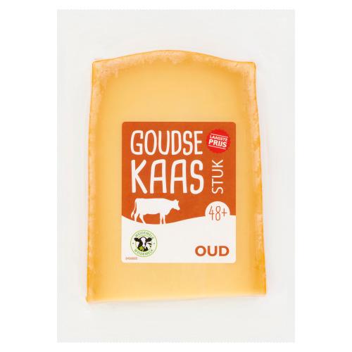 Goudse Kaas Oud 48+ Stuk 435 g (435g)