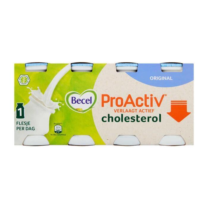 Becel ProActiv original mini yoghurt drinks (800g)