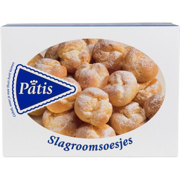 Patis Slagroomsoesjes (250g)