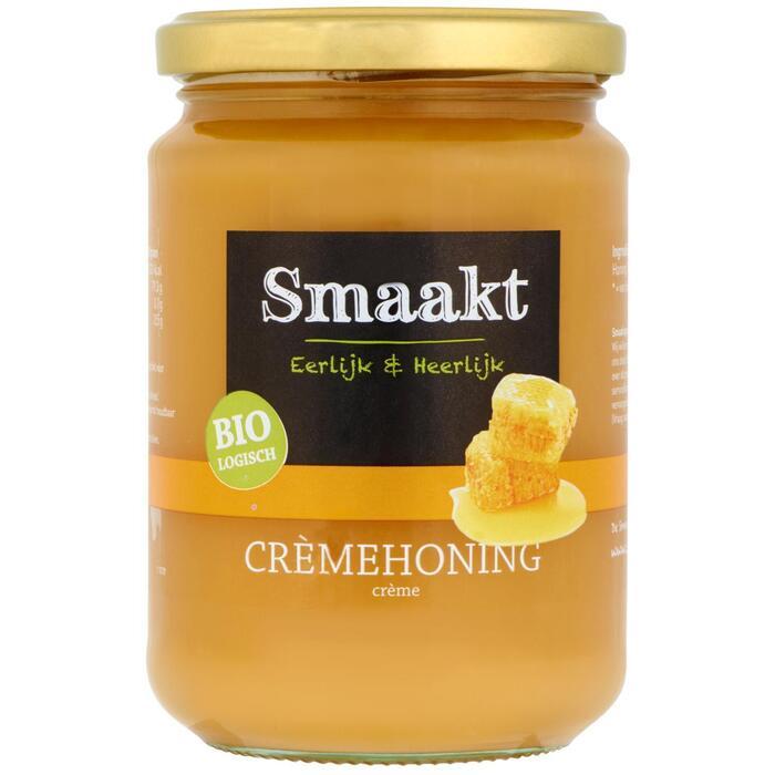 Biologisch Crèmehoning (pot, 220g)