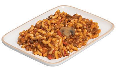 Macaroni bolognese (vegetarisch) (500g)