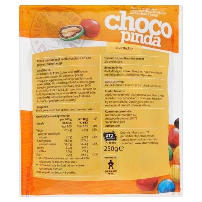 Jumbo Choco Pinda 250g (250g)
