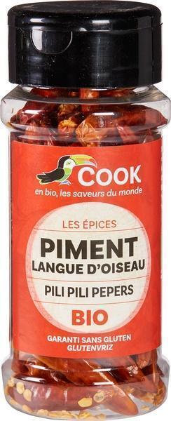 Pili Pili pepers (20g)
